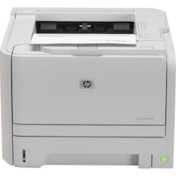 HP LaserJet P2035 Laser Printer - Monochrome - Plain Paper Print - Desktop