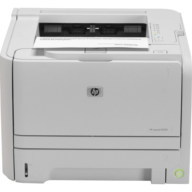 HP LaserJet P2035 Laser Printer - Monochrome