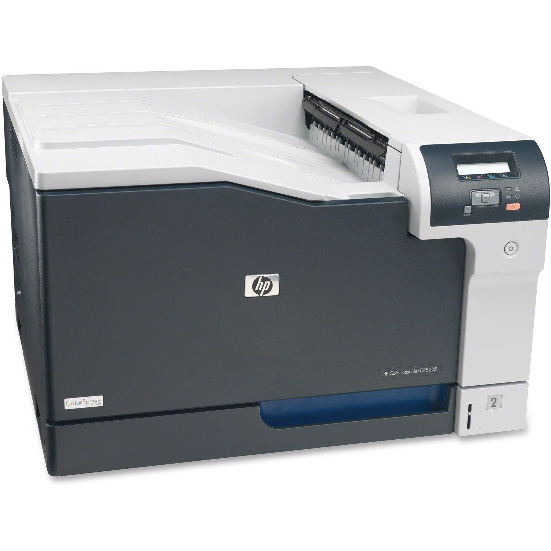 HP LaserJet CP5220 CP5225N Laser Printer - Colour - 600 x 600 dpi Print - Plain Paper Print - Desktop