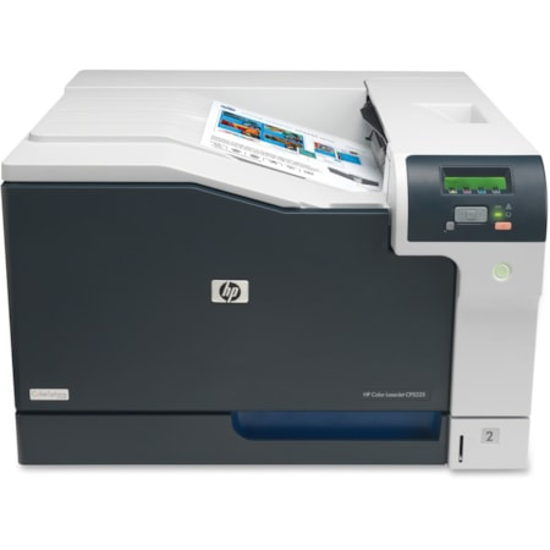 HP LaserJet CP5000 CP5225DN Laser Printer - Colour - 600 x 600 dpi Print - Plain Paper Print - Desktop