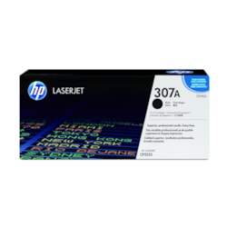 HP 307A Toner Cartridge - Black