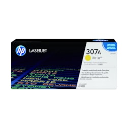 HP 307A Toner Cartridge - Yellow
