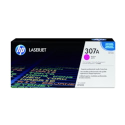HP 307A Toner Cartridge - Magenta