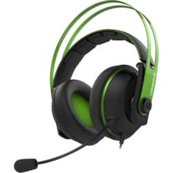 Asus Cerberus V2 Wired Over-the-head Stereo Gaming Headset - Green