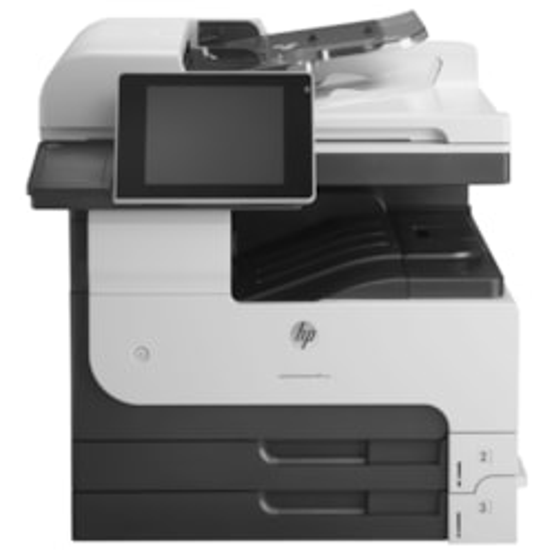 HP LaserJet M725DN Laser Multifunction Printer - Monochrome - Plain Paper Print - Desktop