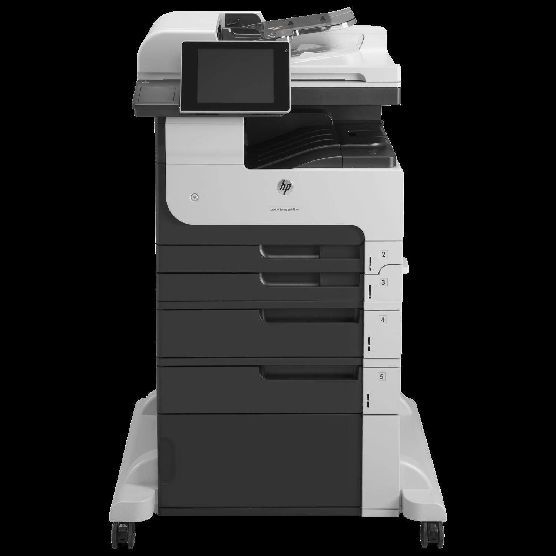 HP LaserJet 700 M725F Laser Multifunction Printer - Monochrome