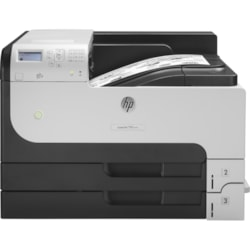 HP LaserJet 700 M712N Laser Printer - Monochrome