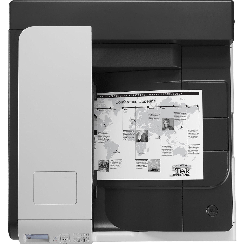 HP LaserJet 700 M712DN Laser Printer - Monochrome - 1200 x 1200 dpi Print - Plain Paper Print - Desktop