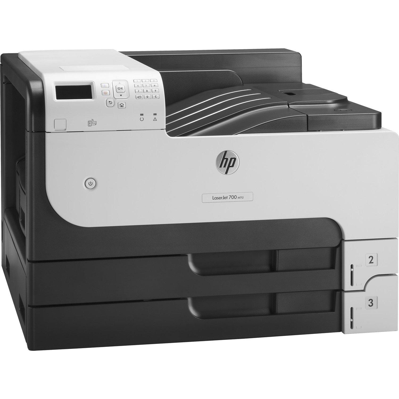 HP LaserJet 700 M712DN Laser Printer - Monochrome