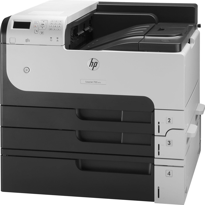 HP LaserJet M712XH Laser Printer - Monochrome