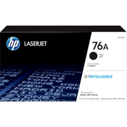 HP 76A Toner Cartridge - Black
