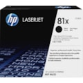 HP 81X Original Toner Cartridge - Black