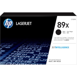 HP 89X Toner Cartridge - Black