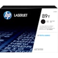 HP 89Y Toner Cartridge - Black