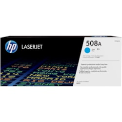 HP 508A Toner Cartridge - Cyan