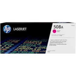 HP 508A Toner Cartridge - Magenta