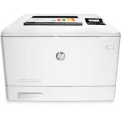 HP LaserJet Pro M452NW Laser Printer - Colour - Plain Paper Print - Desktop