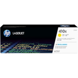 HP 410X Toner Cartridge - Yellow