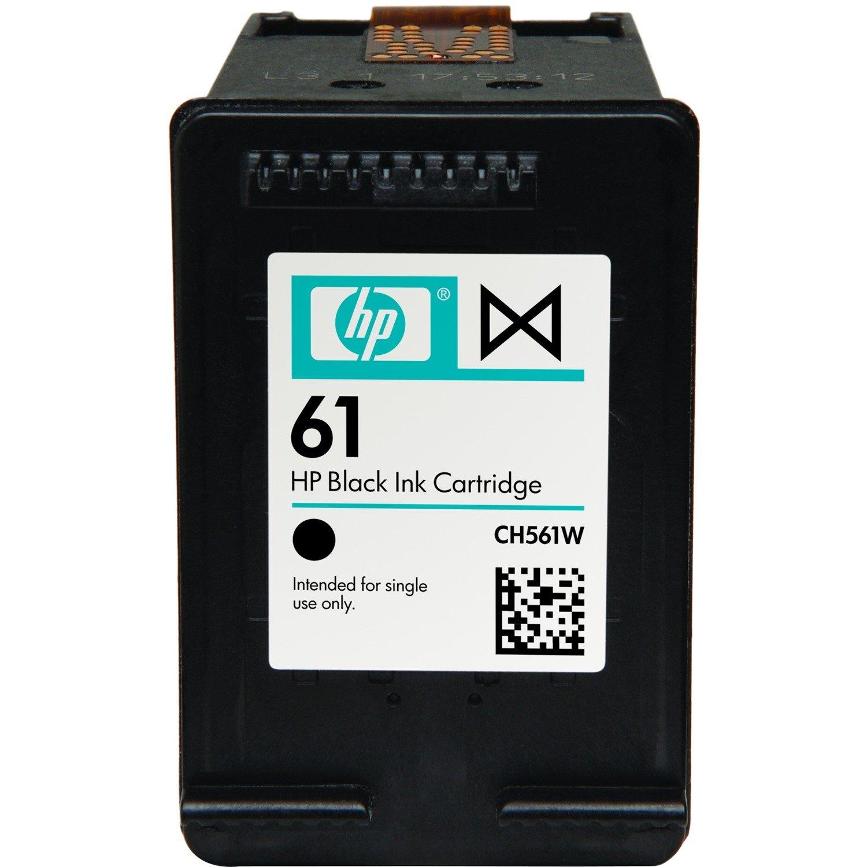 HP 61 Original Ink Cartridge - Black