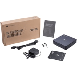 Asus Chromebox 3 CHROMEBOX3-C3865M4S32 Chromebox - Celeron 3865U - 4 GB RAM - 32 GB SSD - Mini PC