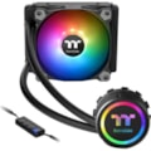 Thermaltake Water 3.0 120 ARGB SyncCooling Fan/Radiator/Water Block - Motherboard, Processor, Chassis