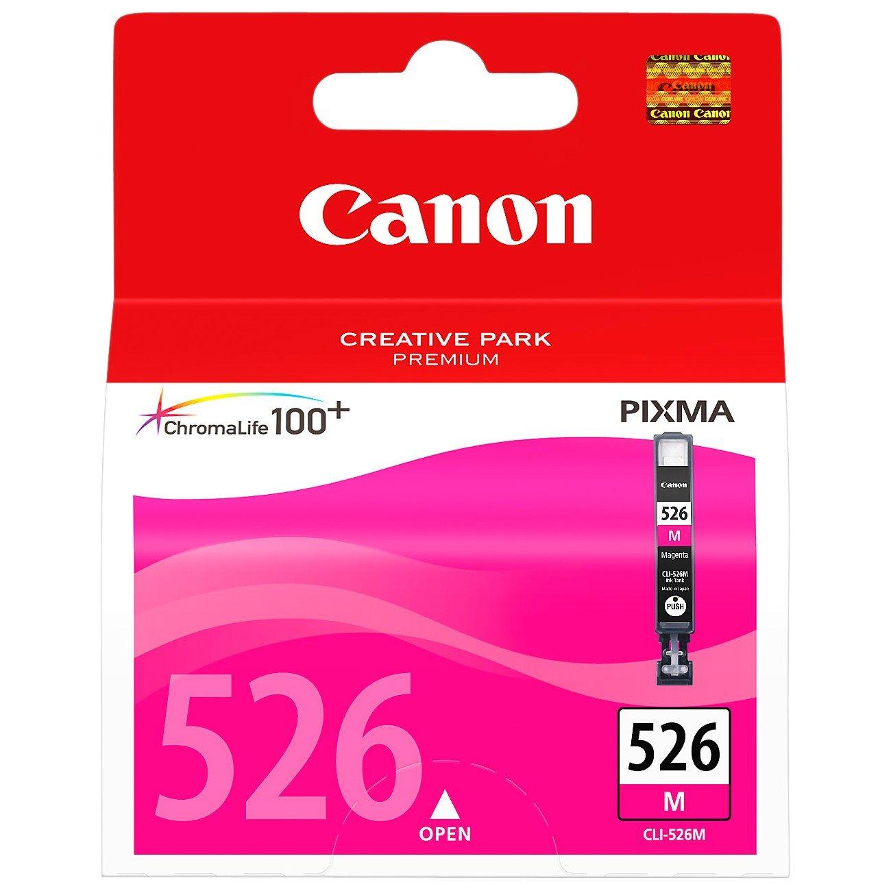 Canon CLI526M Original Ink Cartridge - Magenta