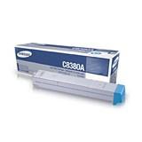 Samsung CLX-C8380A Original Toner Cartridge - Cyan