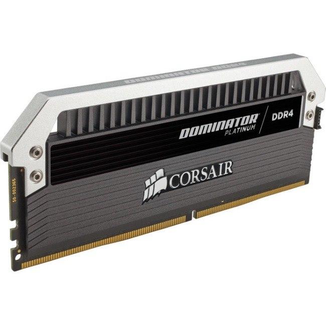 Corsair Dominator Platinum RAM Module - 32 GB (2 x 16 GB) - DDR4-3000/PC4-24000 DDR4 SDRAM - CL15 - 1.35 V