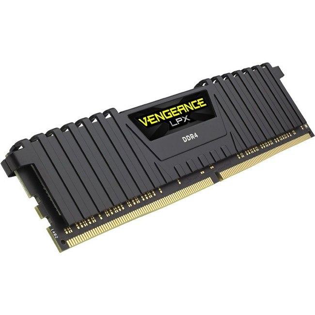 Corsair Vengeance LPX RAM Module - 16 GB (2 x 8 GB) - DDR4-2400/PC4-19200 DDR4 SDRAM - CL14 - 1.20 V