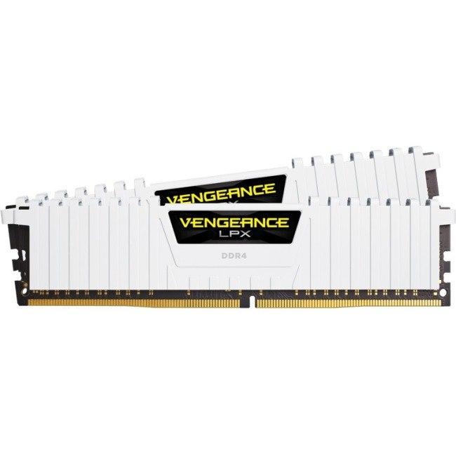 Corsair Vengeance LPX RAM Module - 16 GB (2 x 8 GB) - DDR4-3200/PC4-25600 DDR4 SDRAM - CL16 - 1.35 V