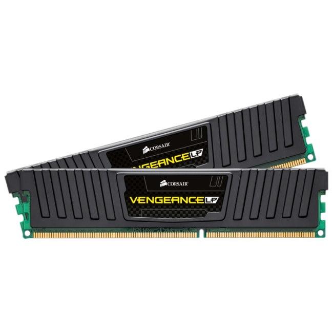 Corsair Vengeance RAM Module - 16 GB (2 x 8 GB) - DDR3-1600/PC3-12800 DDR3 SDRAM - CL10