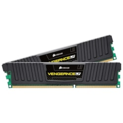 Corsair Vengeance RAM Module - 16 GB (2 x 8 GB) - DDR3-1600/PC3-12800 DDR3 SDRAM - CL10