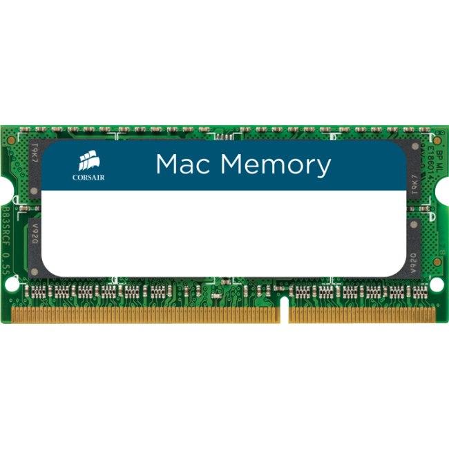 Corsair RAM Module for Notebook - 16 GB (2 x 8 GB) - DDR3-1333/PC3-10600 DDR3 SDRAM - CL9