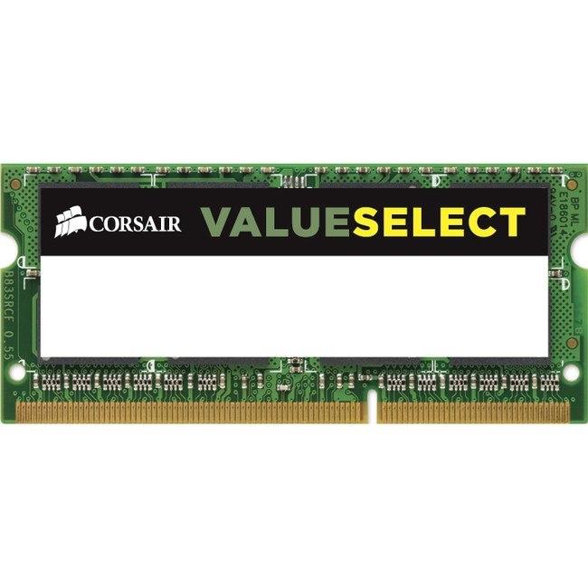 Corsair RAM Module - 8 GB (1 x 8 GB) - DDR3-1600/PC3-12800 DDR3 SDRAM - CL11 - 1.35 V