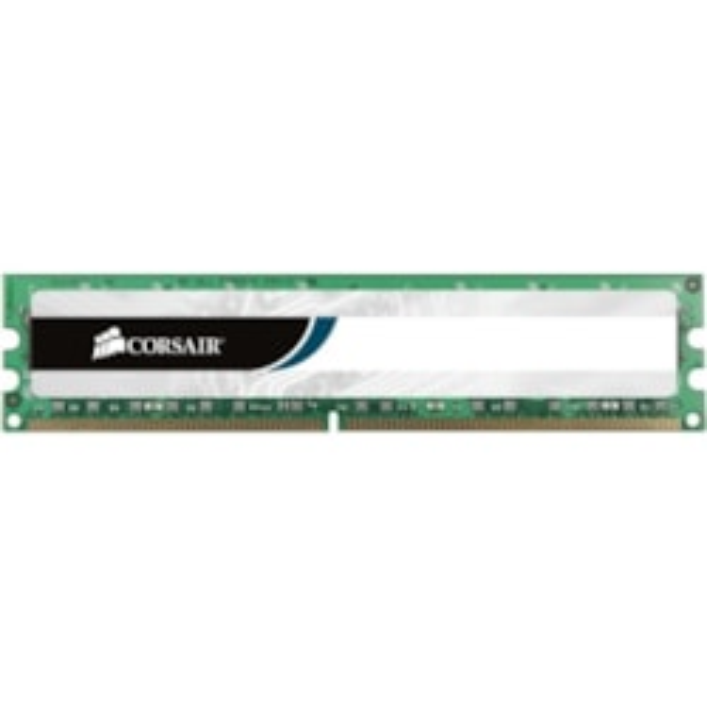 Corsair ValueSelect CMV4GX3M1A1333C9 RAM Module for Desktop PC - 4 GB (1 x 4 GB) - DDR3-1333/PC3-10666 DDR3 SDRAM - CL9 - 1.50 V