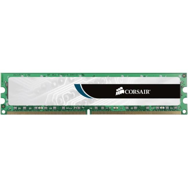 Corsair ValueSelect RAM Module - 4 GB (1 x 4 GB) - DDR3-1600/PC3-12800 DDR3 SDRAM - CL11 - 1.50 V