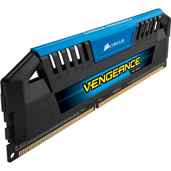 Corsair Vengeance RAM Module - 8 GB (2 x 4 GB) - DDR3 SDRAM