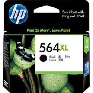 HP 564XL Original Ink Cartridge - Black