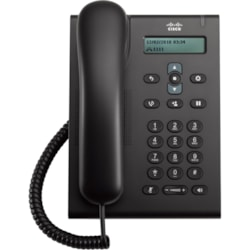 Cisco CP-3905-HS= Handset - Charcoal