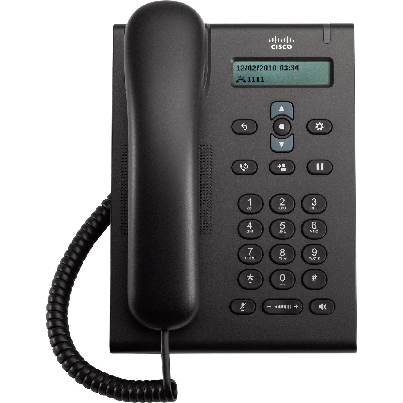 Cisco CP-3905-HS= Handset - Charcoal