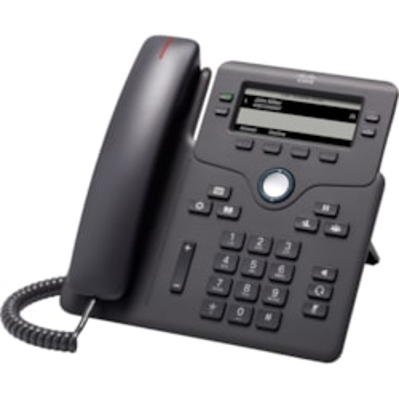 Cisco 6851 IP Phone - Charcoal