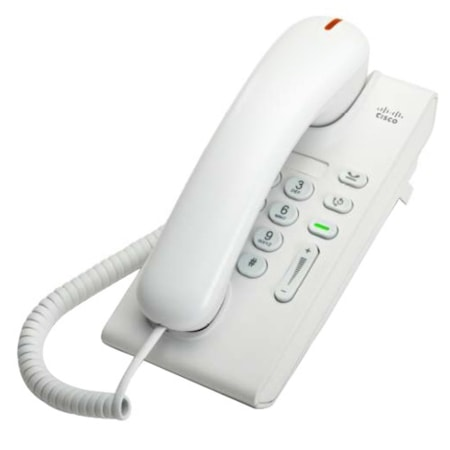 Cisco CP-6900-LHS-AW= Handset - White