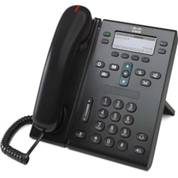 Cisco Handset - Charcoal Grey
