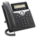 Cisco 7811 IP Phone - Wall Mountable, Desktop - Charcoal