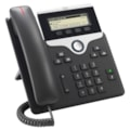 Cisco 7811 IP Phone - Wall Mountable - Charcoal