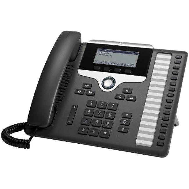 Cisco 7861 IP Phone - Wall Mountable