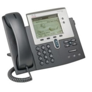 Cisco Unified 7942G IP Phone - Dark Grey