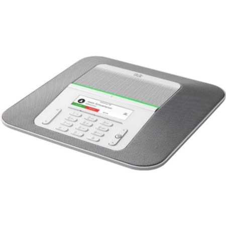 Cisco 8832 IP Conference Station - Corded - DECT - Tabletop - White
