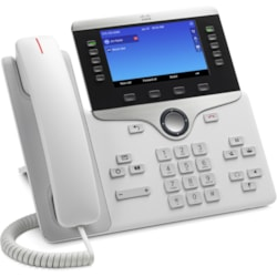 Cisco 8841 IP Phone - Wall Mountable, Desktop - Charcoal Grey