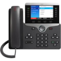 Cisco 8851 IP Phone - Wired/Wireless - Bluetooth - Desktop, Wall Mountable - Charcoal